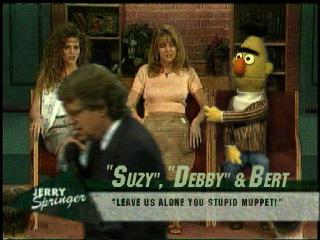 Jerry...Jerry...jerry!